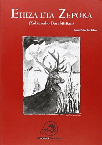 Ehiza Eta Zepoka (zuberoako Basaburuan) (Coleccion Barandiaran)