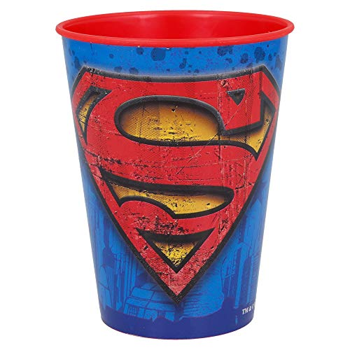 Vaso Easy 260 ML | Superman Symbol