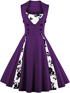 Vintage 50s dress  1950s dress  volup plus size dress  fit and flare dress  novelty print dress  party dress  cocktail dress  2948