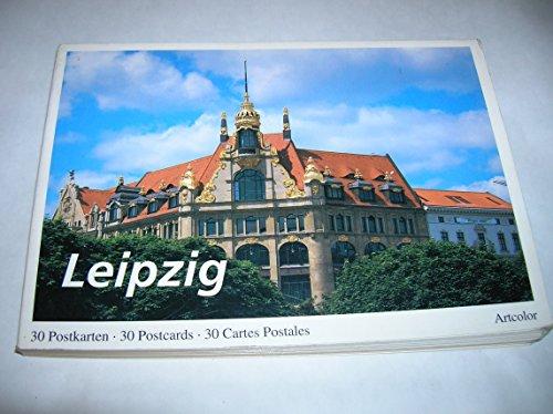 Leipzig. 30 Postkarten /30 Postcards /30 Cartes Postales