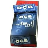 OCB Blau doppelt 10 Hefte mit Gummizug
