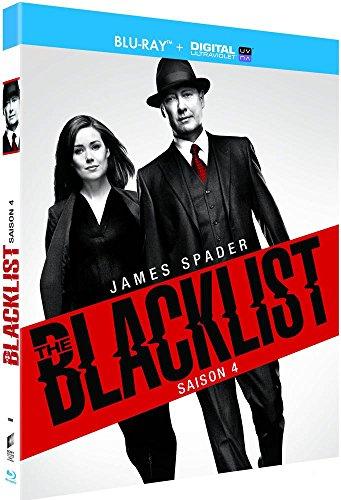 The Blacklist-Saison 4 [Blu-Ray + Copie Digitale]