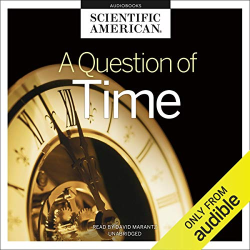 Page de couverture de A Question of Time