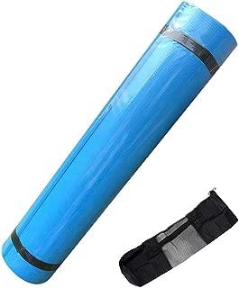 Chalife Yoga Mat, 4mm Foldable EVA Fitness Mat with Yoga...
