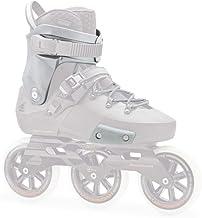 Rollerblade Twister Edge Custom Kit de protección Blanco, Adultos Unisex, Ice White, 35