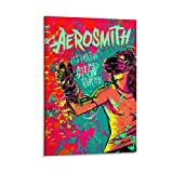 wuzhi Aerosmith Poster, dekoratives Gemälde, Leinwand,