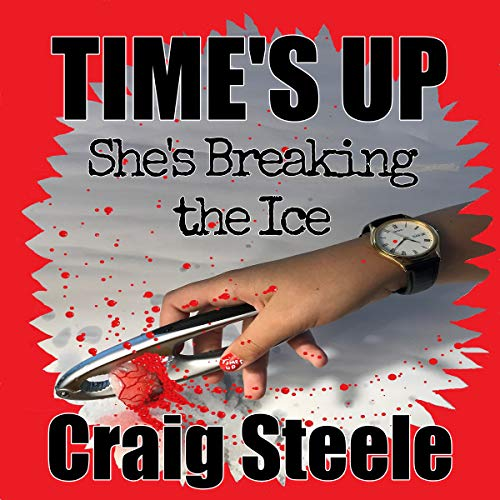 Time's Up. cover art