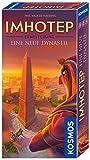 KOSMOS 694067 - Imhotep - Eine neue Dynastie, Erweiterung des Grundspiels, Strategiespiel mit viel...