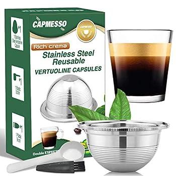 Best nespresso vertuoline reusable pods Reviews