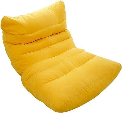 ビーズクッション 特大 座椅子 座布団 豆袋 なまけ者ソファー 軽量 取り外し可能 洗える 腰痛 低反発 120*90cm