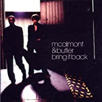 Bring It Back by Mcalmont & Butler (2002-08-27)