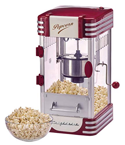 New FRIGIDAIRE EPM105-RED Theater-Style Popcorn Maker