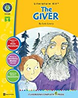 THE GIVER LITERATURE KIT GR 5-6