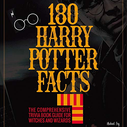 180 Harry Potter Facts cover art