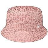 New Era Sombrero de Tela Metallic Print BucketEra Pescador Mujer (XL (61-62 cm) - Pink)