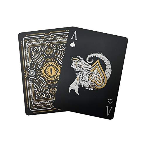 WJPC Waterproof Playing Cards,Pla…