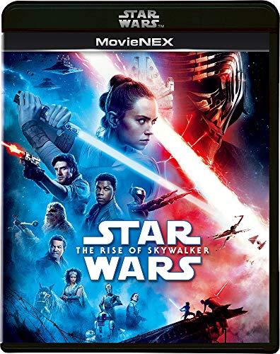 スター・ウォーズ/スカイウォーカーの夜明け MovieNEX(SWブラック・パッケージ、アウターケース付き) 初回版[ブルーレイ+DVD+デジタルコピー+MovieNEXワールド] [Blu-ray]