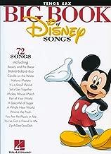 The Big Book of Disney Songs: Tenor Saxophone