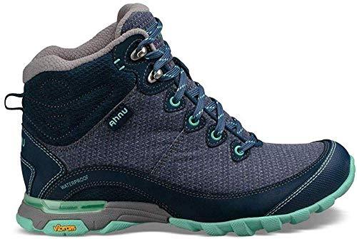 Ahnu Women's W Sugarpine II Waterproof Hiking Boot, Insignia Blue, 6 Medium US
