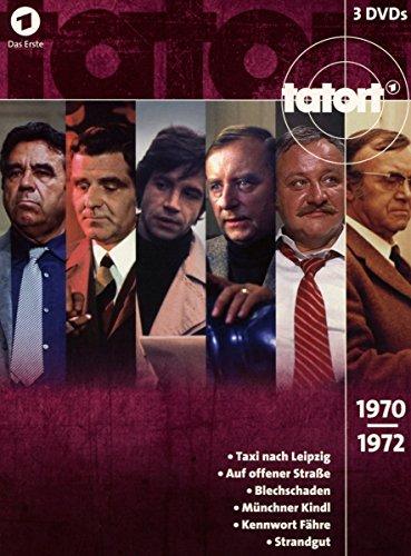 Tatort;(1)Klassiker 70er Box(1970-1972) [3 DVDs]