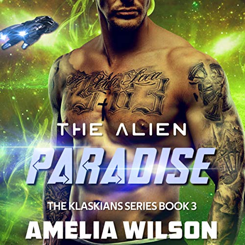 The Alien Paradise cover art