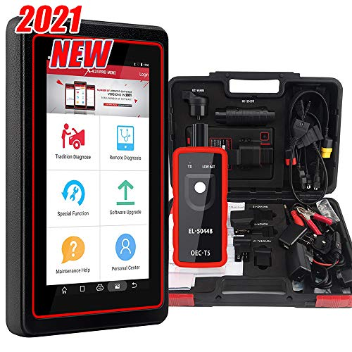 LAUNCH X431 PRO Mini Bi-Directional Full Systems Diagnostic Scan Tool 31+ Reset Relearn...