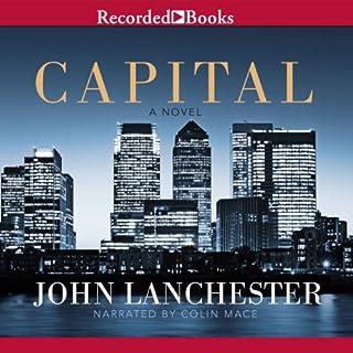 Capital audiobook cover art