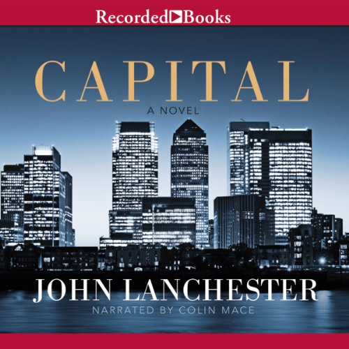 Capital audiobook cover art
