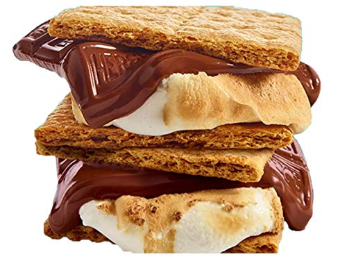 S'mores Kit | Includes Chocolate, Graham Crackers & Marshmallows