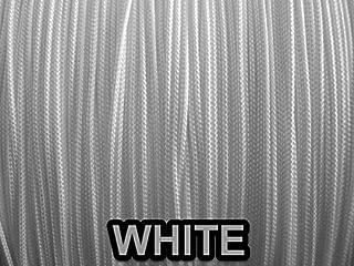 Amazing Drapery Hardware 10 Yards: 1.2 MM, White Professional Grade Lift Cord for Window Treatments