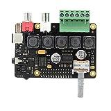 Raspberry Pi 3 B+/3 A+ Full-HD DAC avec amplificateur I2S Classe D TI PCM5122, carte...