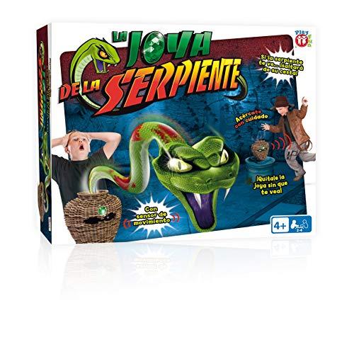 IMC Toys 9714 - La joya de la serpiente