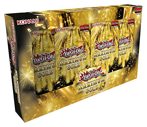 Cards YuGiOh Maximum Gold - Tuck Boxen (1 Box)