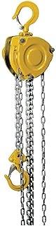 Manual Chain Hoist, 3-51/64 in. W