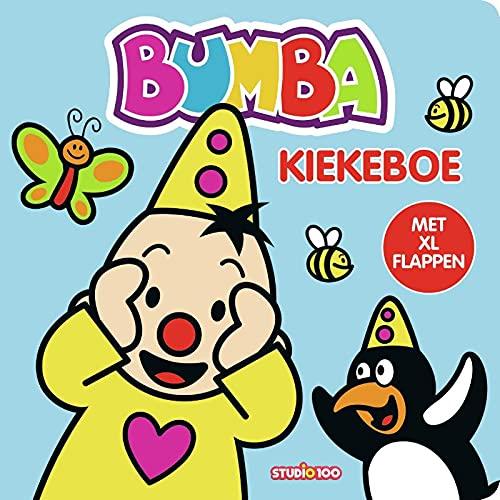 Bumba: kartonboek - Kiekeboe: Kiekeboe