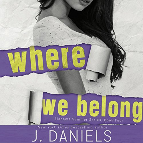 Where We Belong audiobook cover art