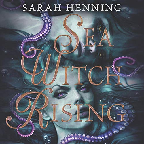 Page de couverture de Sea Witch Rising