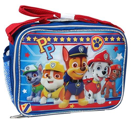 Nickelodeon Paw Patrol Soft Lunch kit bag Box