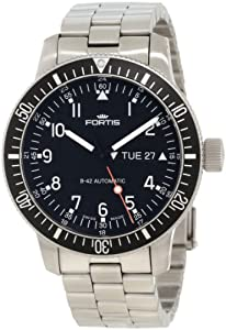 Fortis Men's 647.10.11M B-42 Official Cosmonauts Automatic Black Dial Watch Reviews and Buy NOW!!! and review