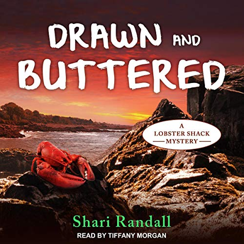 Drawn and Buttered audiobook cover art