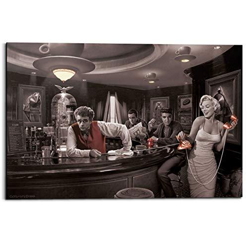 REINDERS Consani Java Dreams - Wandbild 90 x 60 cm