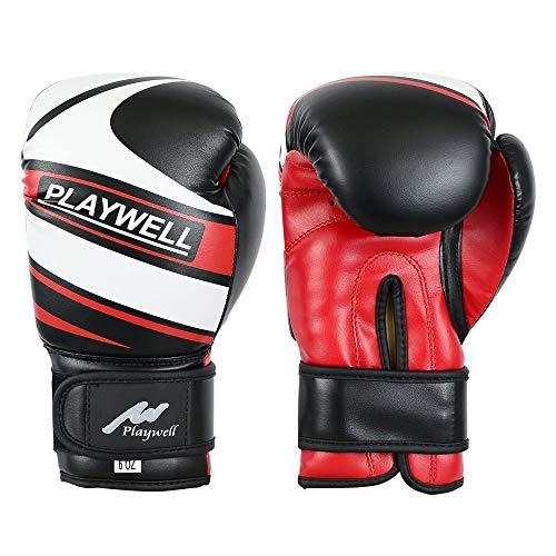 Playwell Infantil Elite Vinilo Guantes Boxeo - 118 ml