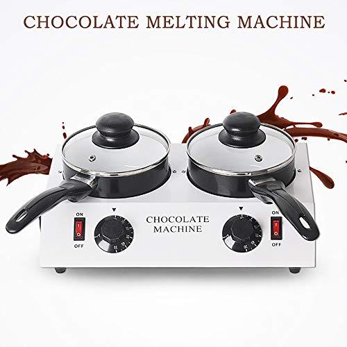 TRUSTME Schokolade Schokoladenschmelzgerät Schmelztopf Temperiergerät für...