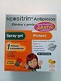 NEOSITRIN ANTIPIOJOS SPRAY GEL 60 ML + PROTECT SPRAY 100 ML+ LENDRERA