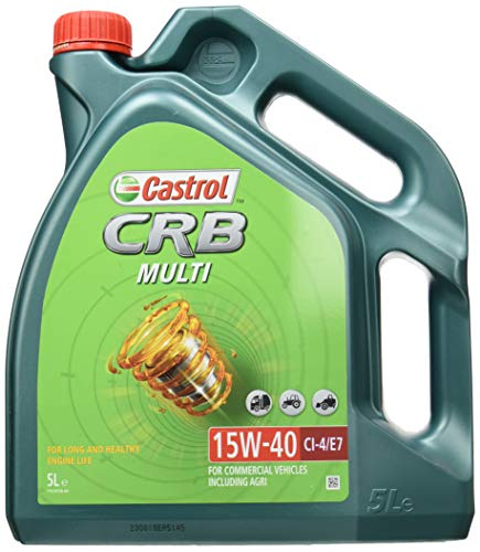 Castrol CACRB5 CRB Multi 15W40 CI-4/E7 5L