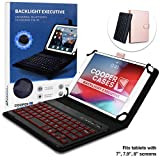 Cooper Backlight Executive Keyboard Case for 7-8 Inch
