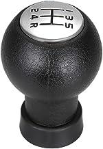 Pomello del cambio 5 velocit/à nero argento Pomello del cambio auto per 106 10720520620220405 C1 C3 C4