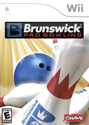 Brunswick Pro Bowling - Nintendo Wii