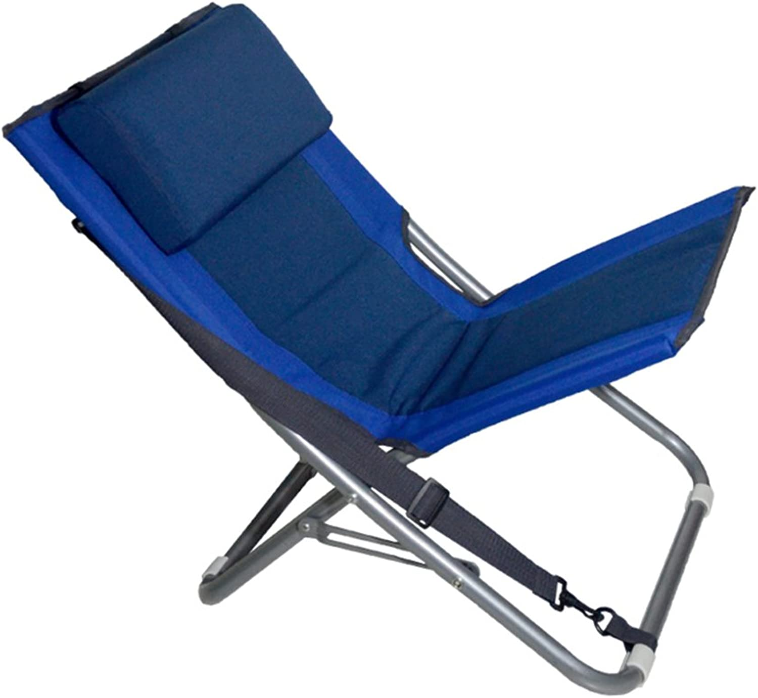 Recliners Chairs Tatami Outdoor Back Folding Chair Portable Camping Chair Bring Your own Pillow Beach Fishing Chair