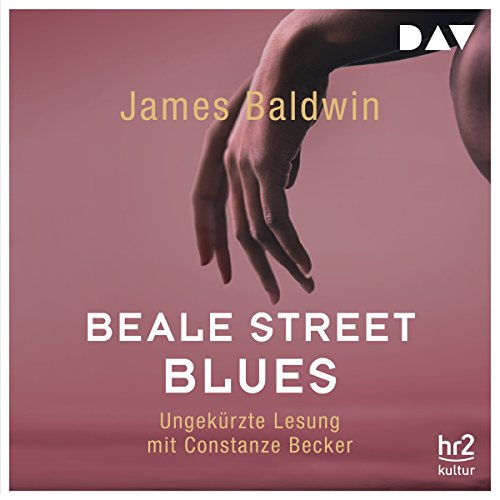 Beale Street Blues audiobook cover art